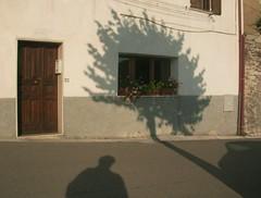 Sany0053 (alfiererosso) Tags: shadow muro strange wall weird funny ombra sombra mauer curiose oddpics