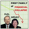 First Family of Financial Collapse
