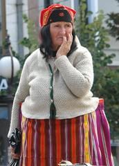 Prizren - Has woman waiting for a bus (CharlesFred) Tags: europa europe european prizren kosova kosovo balkans balkan eropa avrupa evropa balcani eurooppa balcanica kosovar أوروبا southeasteurope европа ballkan европы балкан balkanhalbinsel балканский kosovans евроазија युरोप yurub балкански ballkanik ovejebalkan thisisthebalkans achainofwoodedmountains haemus