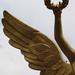 El ángel en el Zócalo