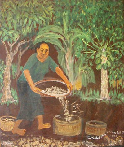 Sorting Rice
