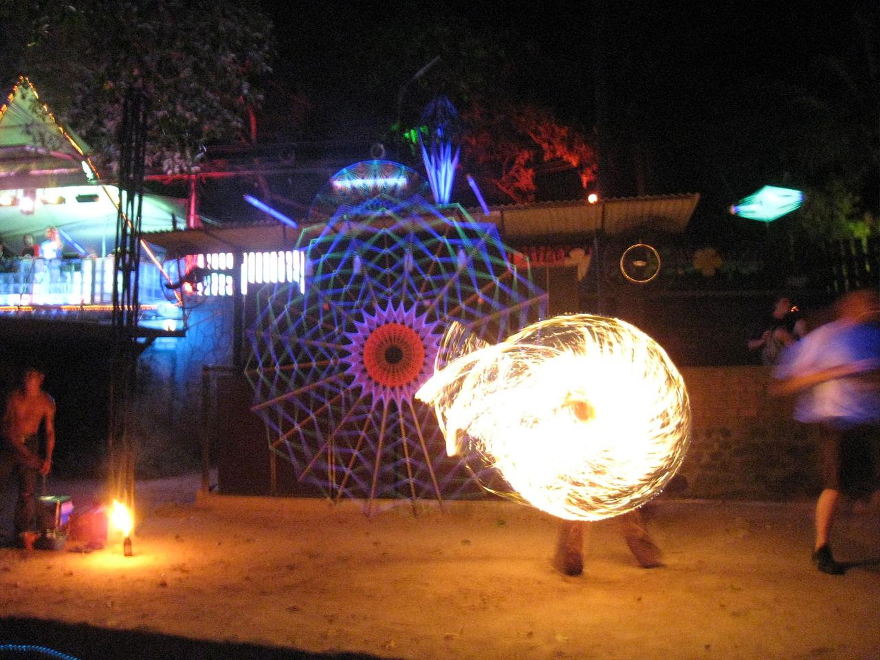 Half Moon Party, Koh Phangan