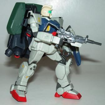 RX-79(G) Gundam GM Head c by you.