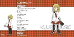 KUJIRA MUSIC Vol.1のジャケット