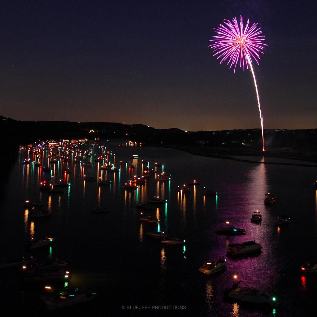 Austin Fireworks 11