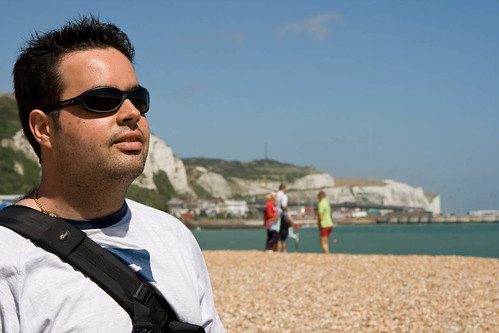 The muffin man and the white cliffs of Dover