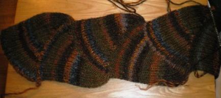 vintage twist Jackie scarf