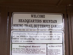 Granite Mt. Trail and Butterfly Garden