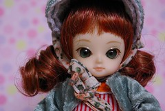Apple (**Hell**) Tags: ball outfit doll wig join bjd ai rhodanthe