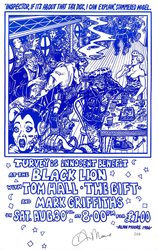 Turvey Benefit Poster fin