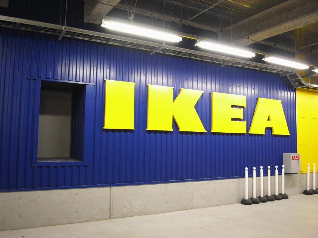 浜 Ikea 混雑 鶴