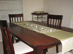 New Dining Room Set