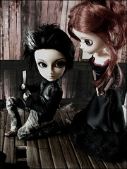 Sweeney Todd (Ala) Tags: red movie doll pullip todd lead custo eternia sweeney laa