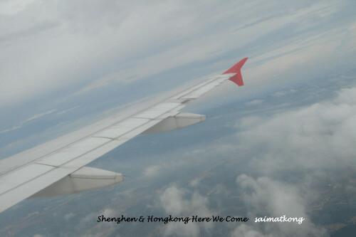Shen Zhen and Hong Kong