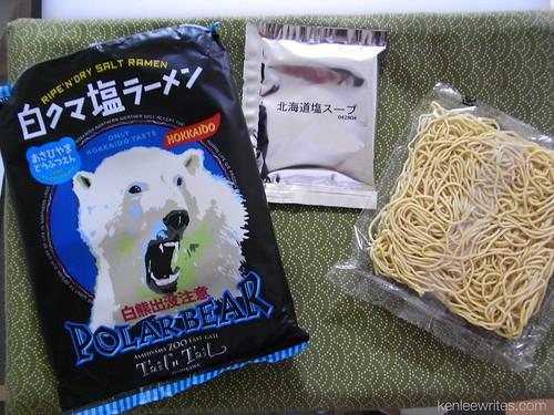 Polar Bear Ramen