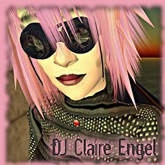 DJ Claire Engel in Munich