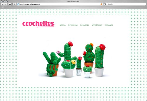 Crochettes is online!