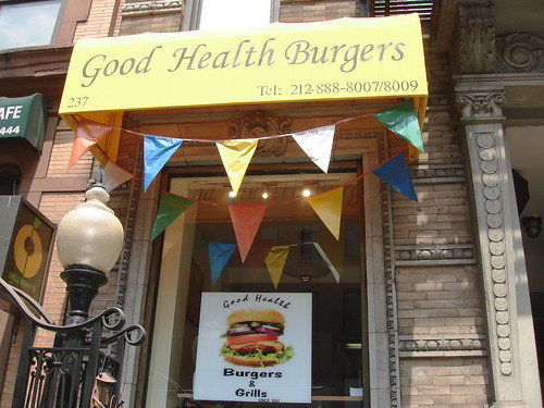 Good Health Burger