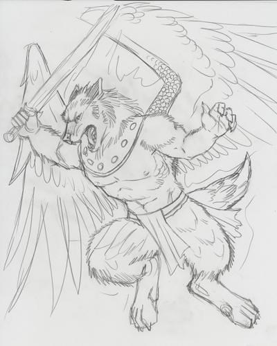 Hanwolfpencils