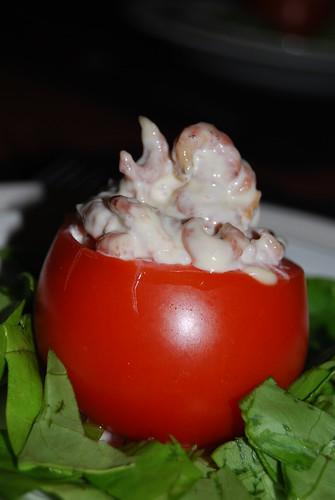 tomaat crevette