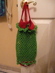 strawberry mesh bag2