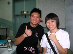 Pei Hwa & me