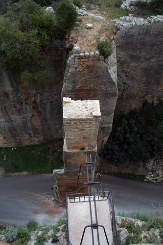 Rock Needle Drawbridge