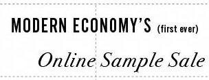 Modern Economy Online Sale!