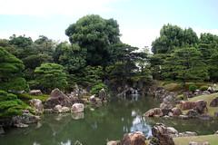 Jardis del Kyoto Castle
