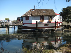 Funky Houseboat IMG_1795.JPG Photo