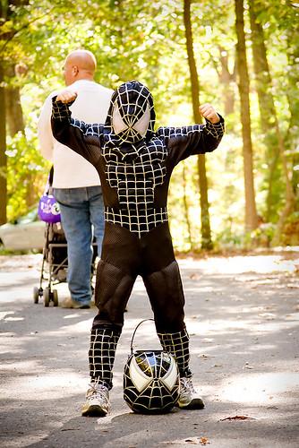Spidey (aka Venom)