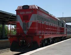 Desert Express at Windhoek
