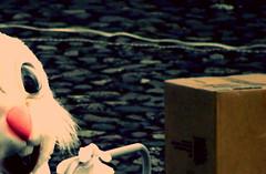 El Diablo: Alucinacin de Juan Karamazov ((4!)-23) Tags: mas n el alterego diablo te quiero voces recuerdos aqui ote odio malditos estupidoconejo estupidaalicia conejomarica