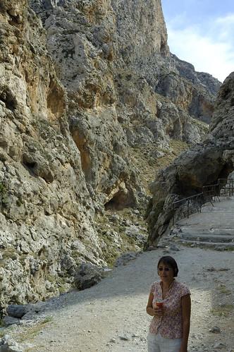 The Gorge of Kourtaliotis