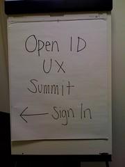 OpenID UX Summit