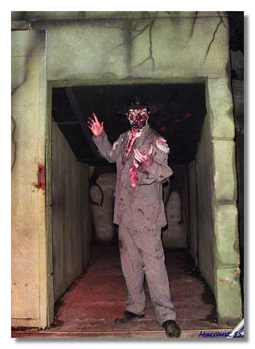 Noite Do Terror No Playcenter