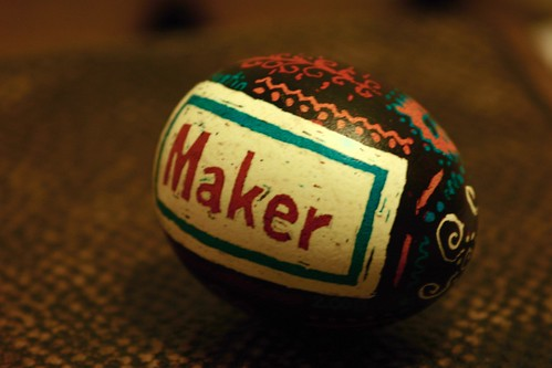 maker faire community egg