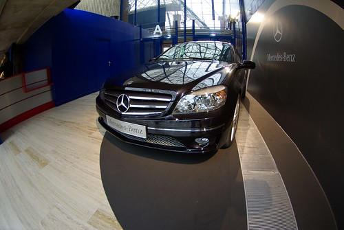 Mercedes CLC 230 - BNP Paribas Masters 6