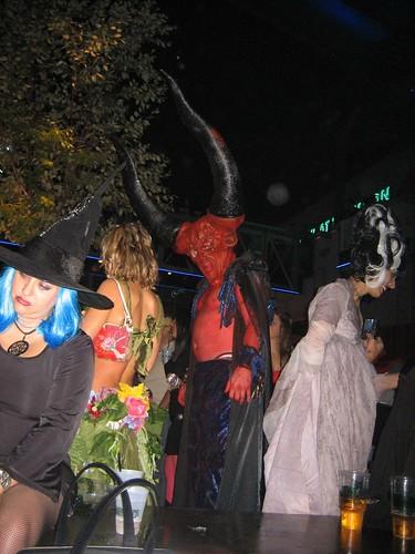 Buzz Halloweenie Roast