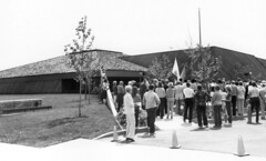 El Toro Branch dedication, Orange County Public Library, 1981 (Orange County Archives) Tags: california history dedication library historical southerncalifornia orangecounty eltoro lakeforest liblibs orangecountylibrary orangecountypubliclibrary orangecountyarchives orangecountyhistory orangecountyfreelibrary