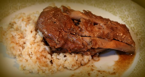 Pork loin back ribs adobo (edit)