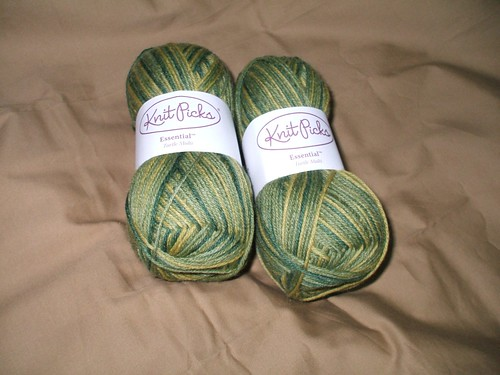Essential Sock Yarn-- KnitPicks