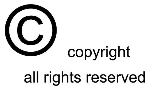 Copyright Symbols | Flickr