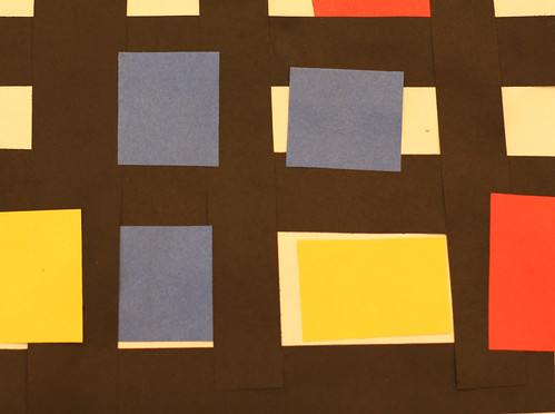 JaKoveon's primary colored rectangles and squares