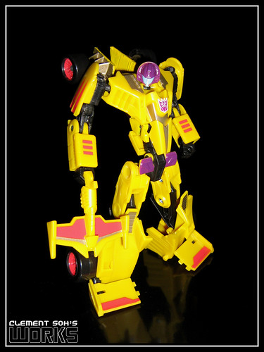Transformers Universe SE03 Dragstrip