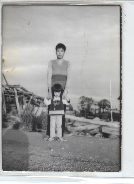 爸跟我 台東富岡