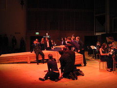 St. John Passion (8) (chicgeekuk) Tags: york uk music laura students university unitedkingdom bach passion universityofyork sjp kishimoto musicdepartment departmentofmusic practicalproject laurakishimoto sirjacklyonsconcerthall laurakishimotoca sjlch pracproj pracproj2008 saintjohnpassion