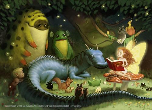 fairytale-fairy-creatures