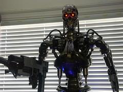 Terminator Endoskeleton (FelMarWETA) Tags: day alien 11 replica stan warrior terminator predator lifesize winston prop collectibles sideshow avp judgment giger t2 endo endoskeleton endoskull endoarm