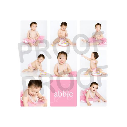 12x12 Storyboard Abbie